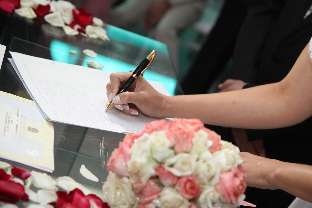 Как заключить брачный договор в браке