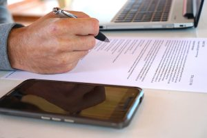 Брачное соглашение о разделе имущества