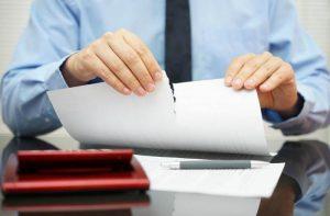 Веские основания для признания контракта ничтожным